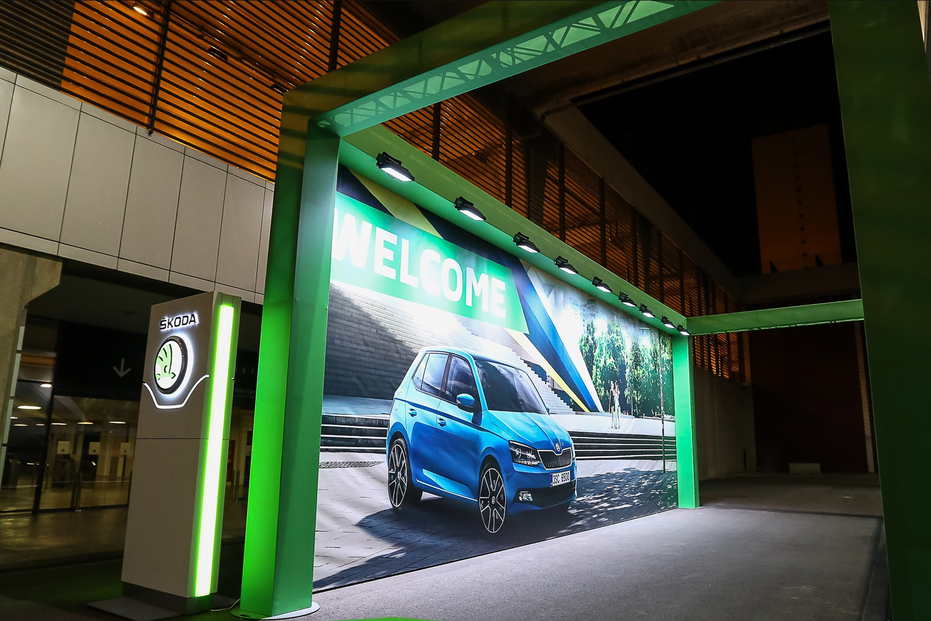 Skoda World Dealer Conference