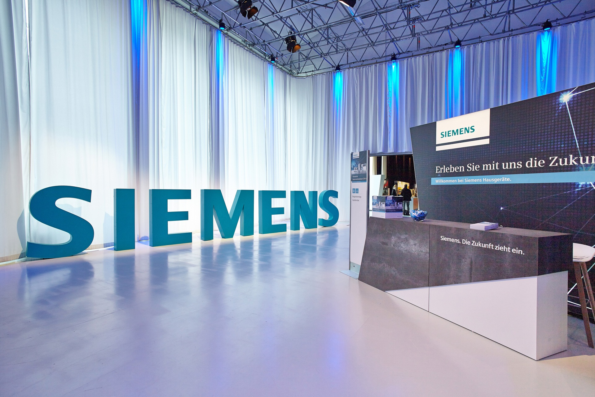 Siemens Innovationstour