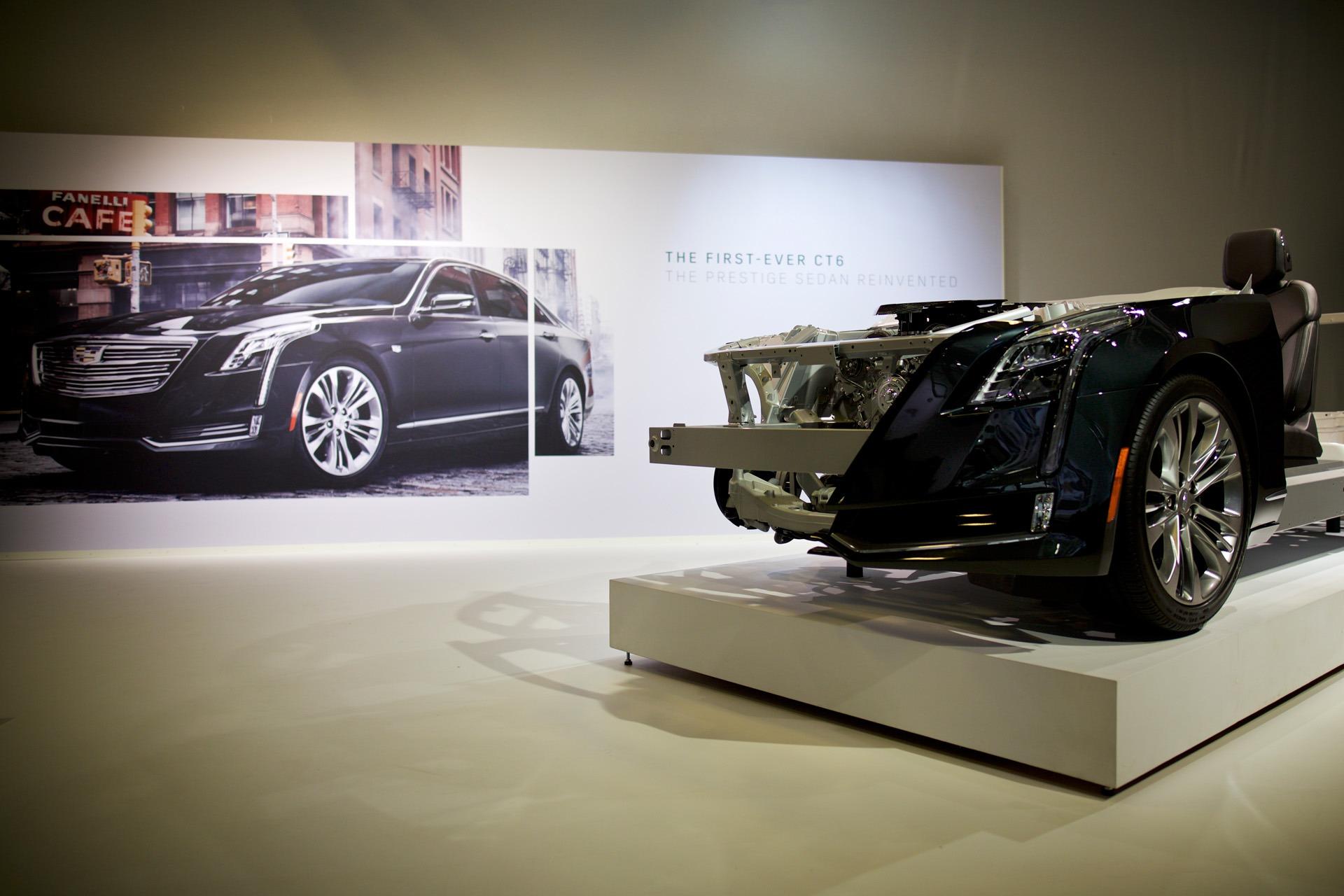 Cadillac Presse Event Eiswerder Berlin