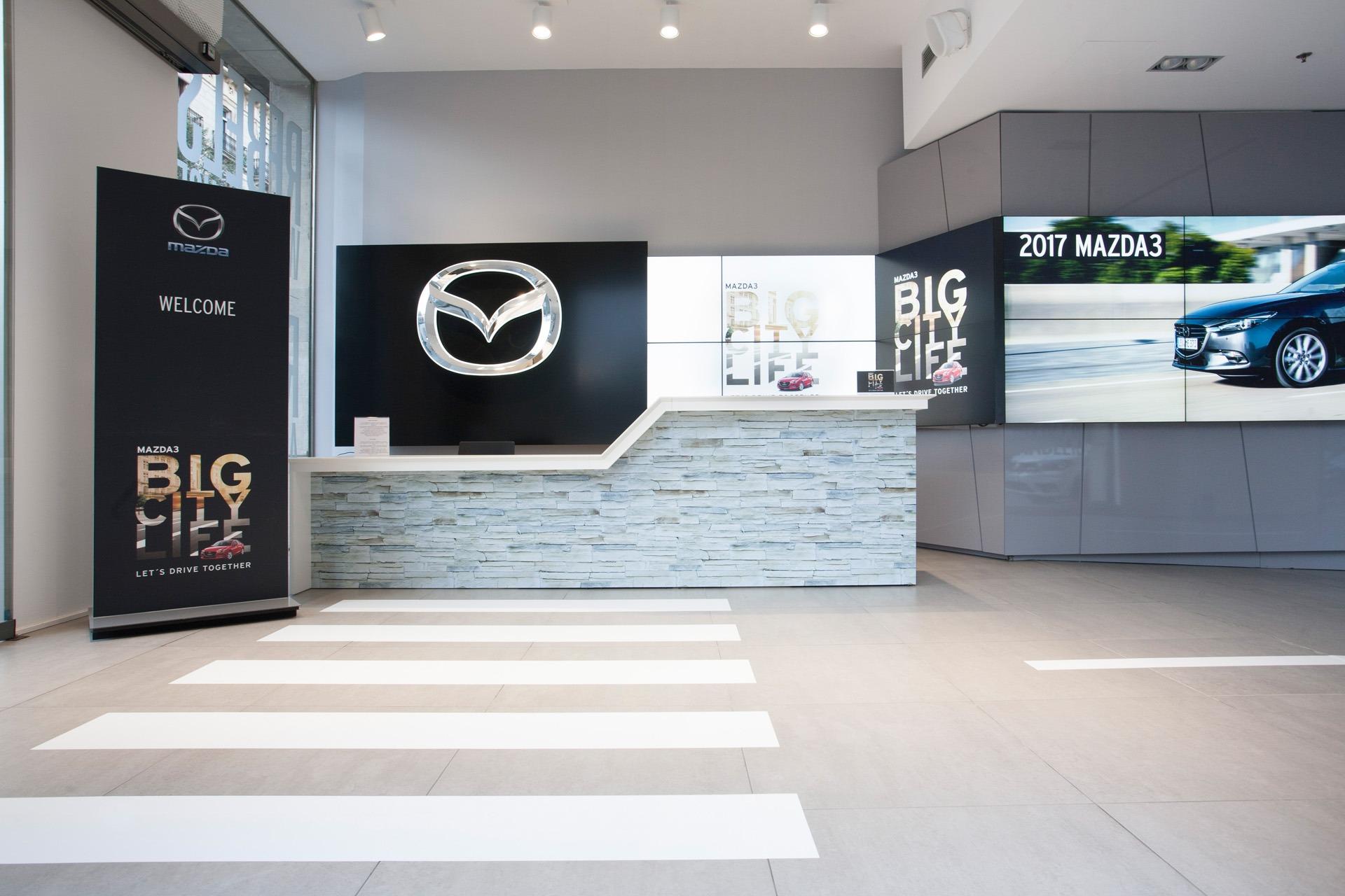 Mazda 3 Pressevorstellung