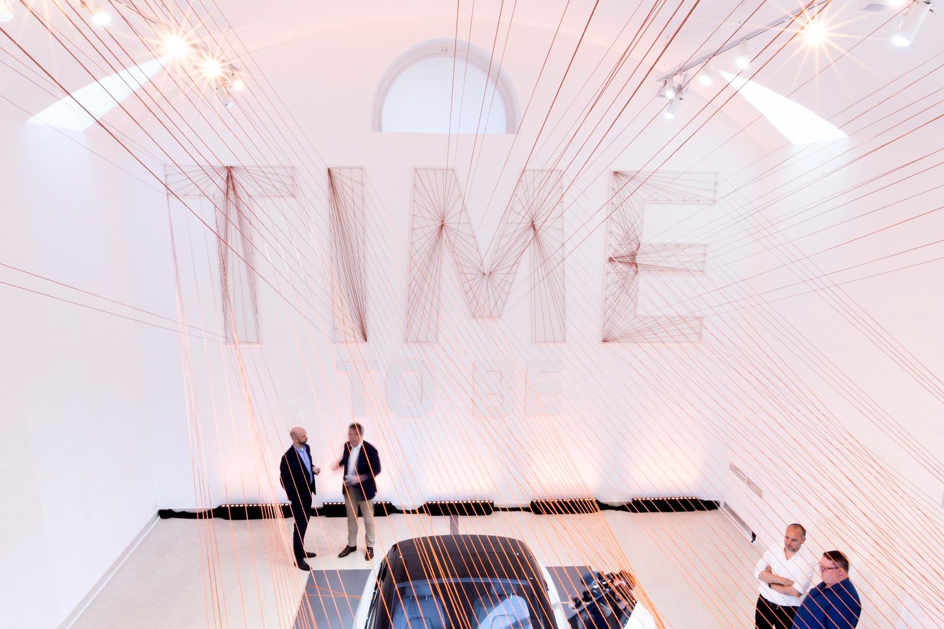 Byton Europapremiere Mailand Design Week