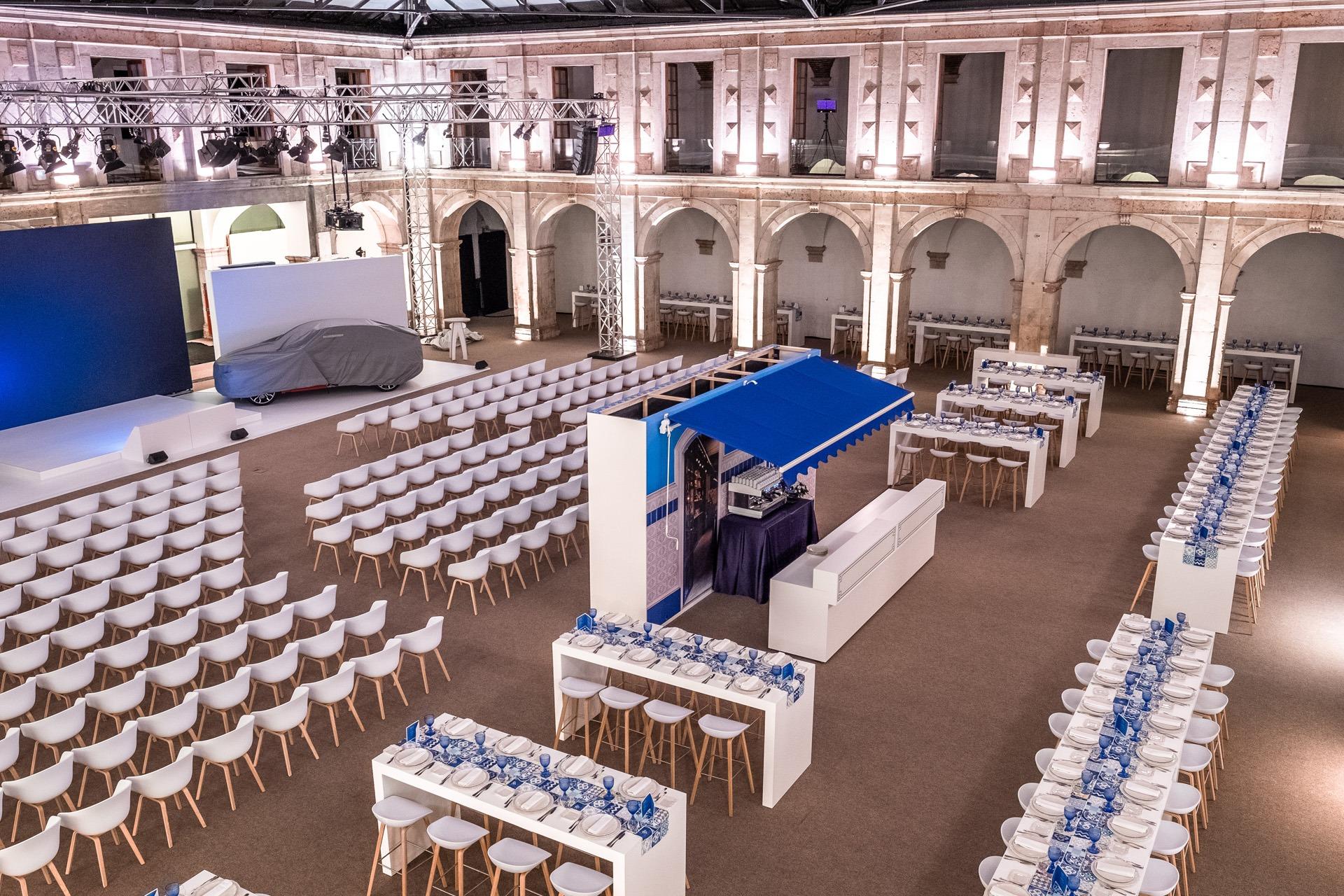 BMW B4 Summit Lissabon