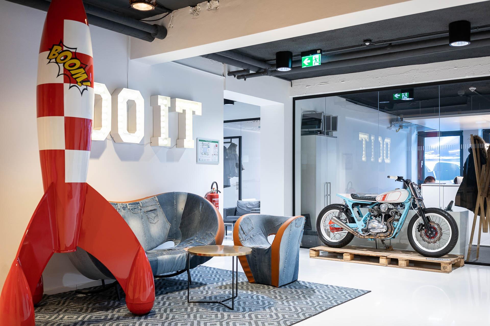 DO IT! Büroumbau Düsseldorf