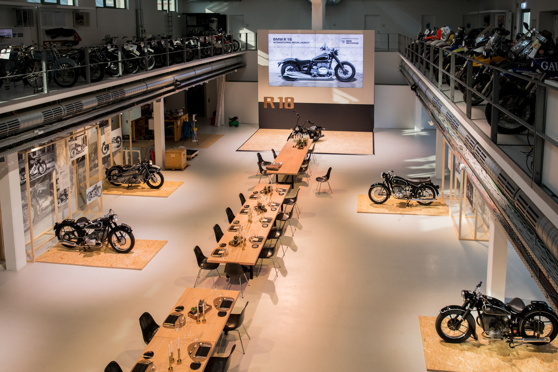 BMW R18 – International Media Launch