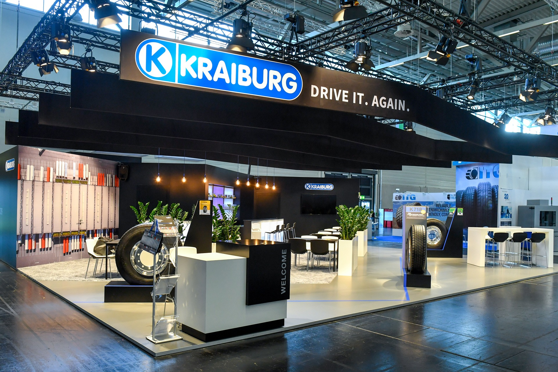 Kraiburg The Tire Cologne