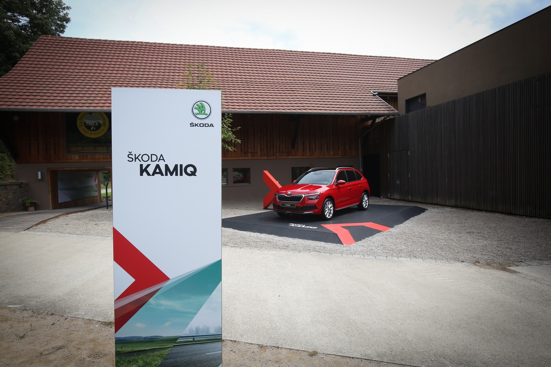 Read more about the article Skoda Dynamic Press Launch