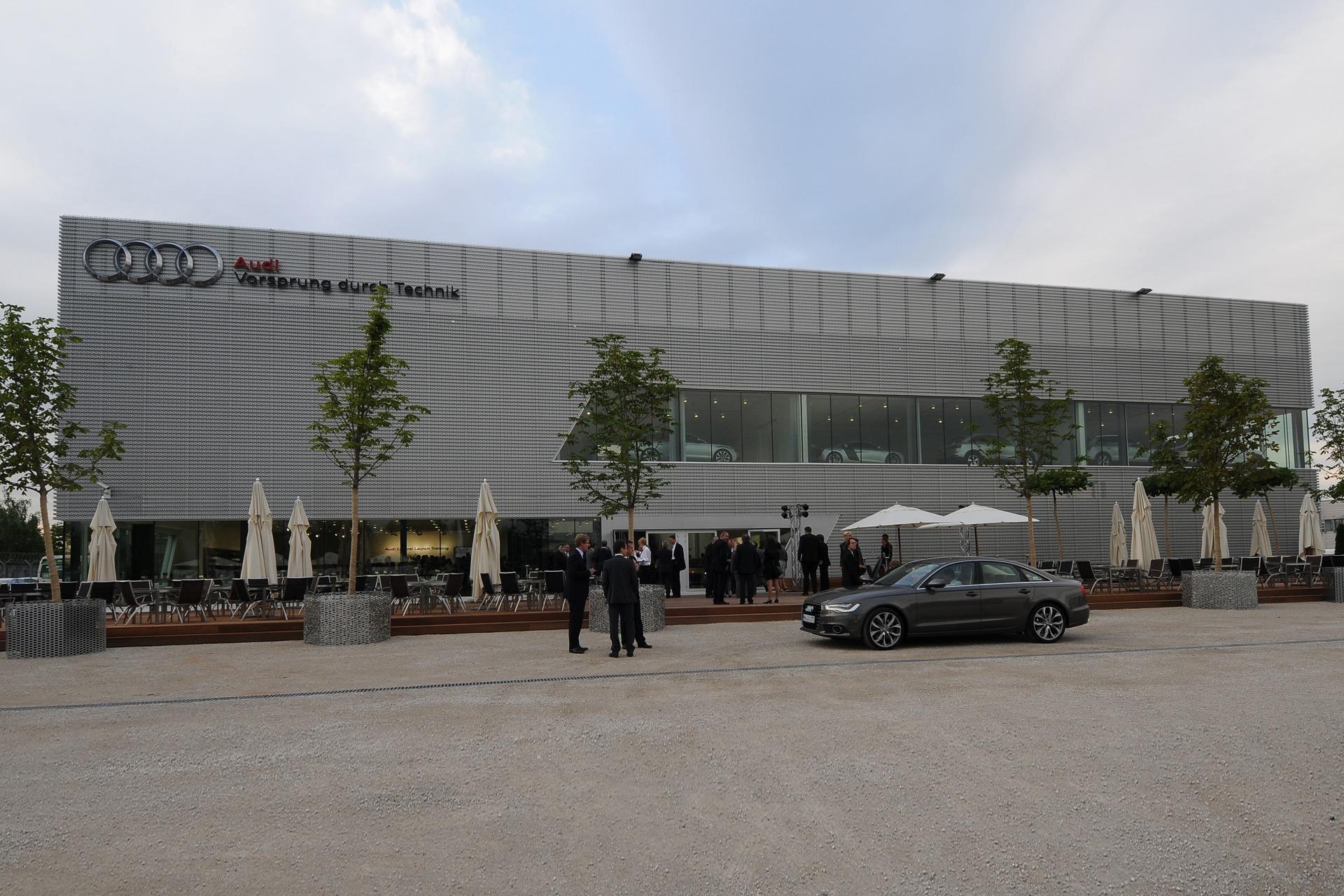 Audi Trainings-Center Flughafen München