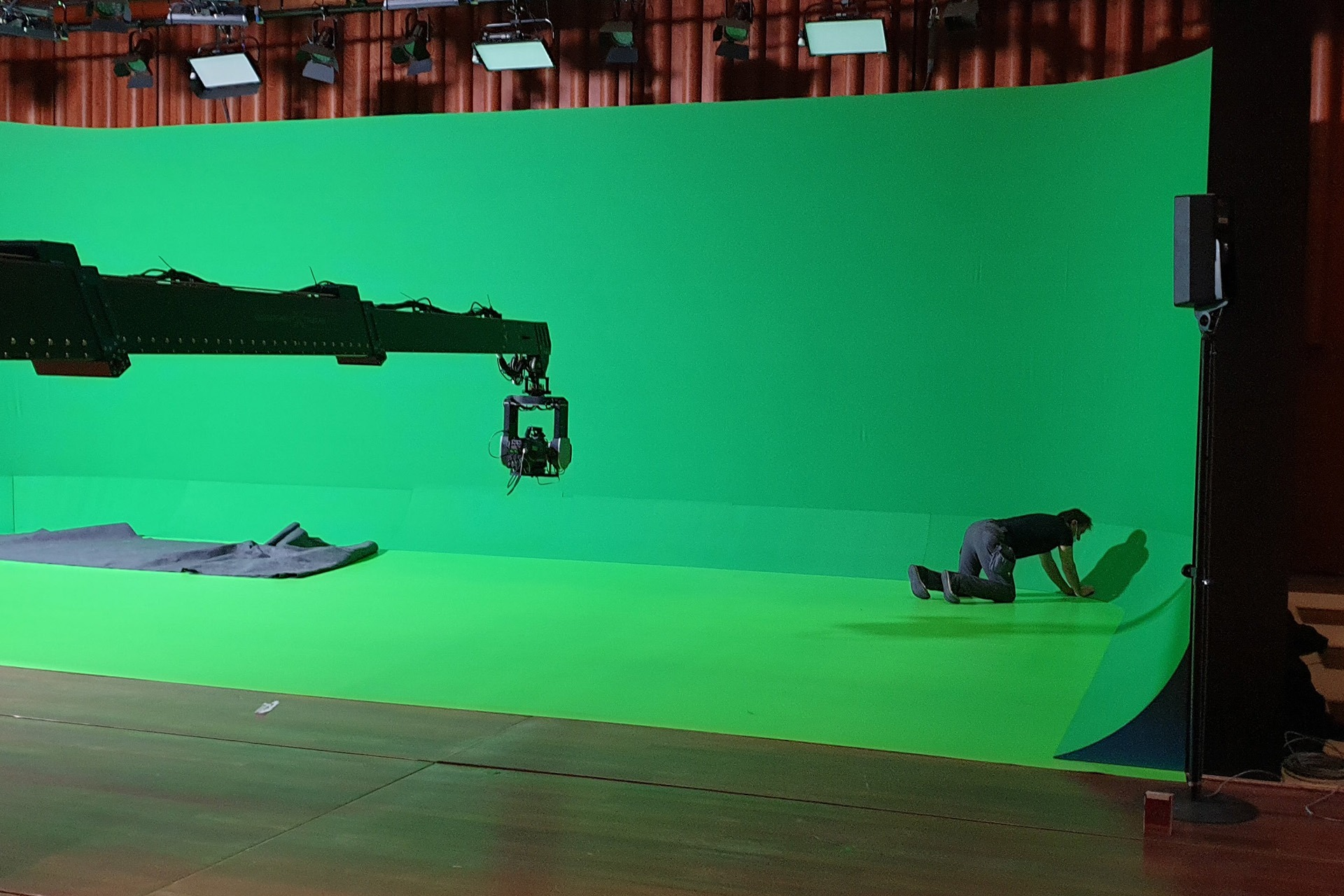 Green Screen Studio Montreux