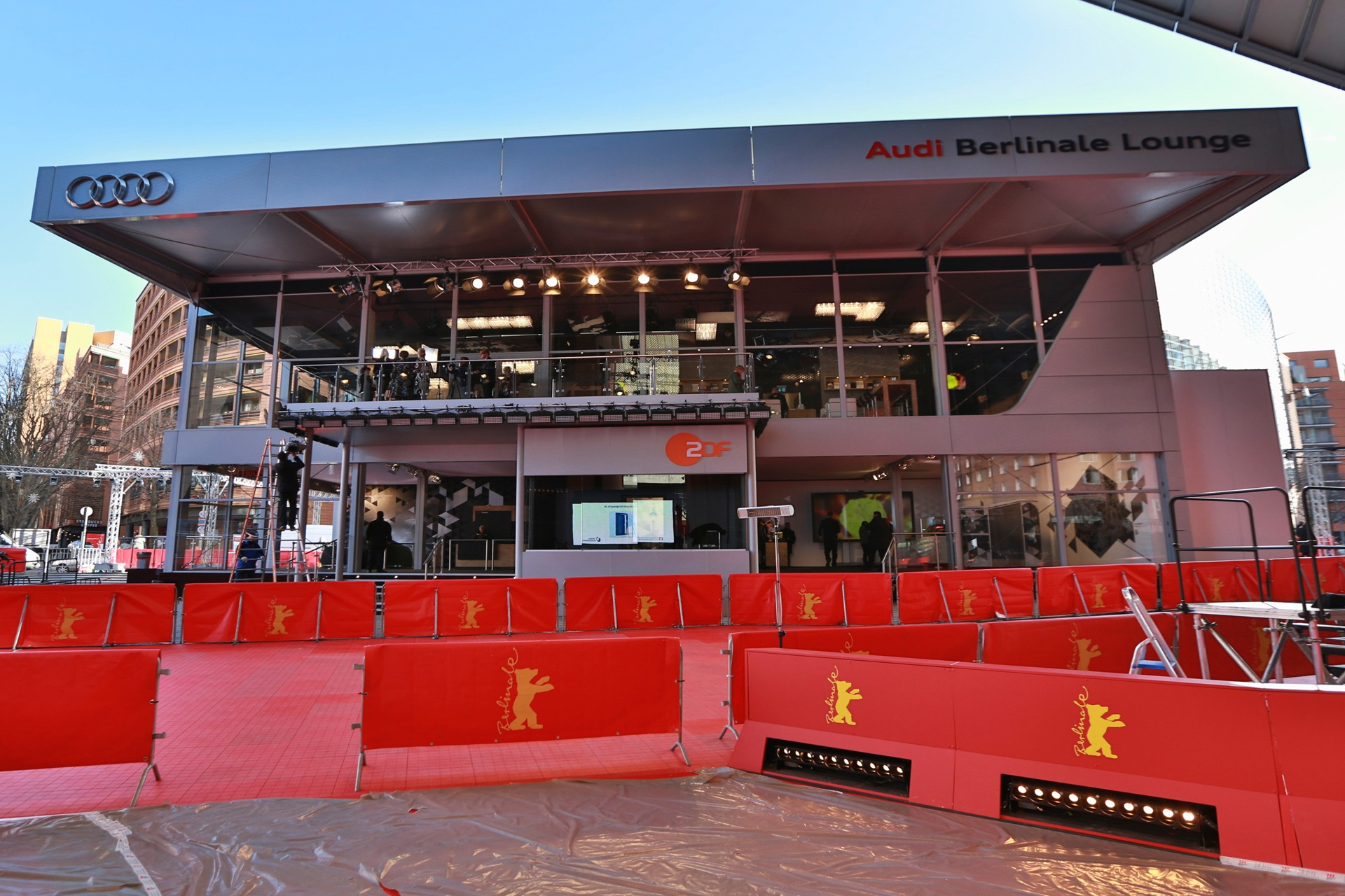 Audi Berlinale Lounge 2014